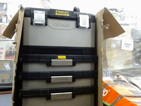 Lot 10053 STANLET FAT MAX TOOL CHEST