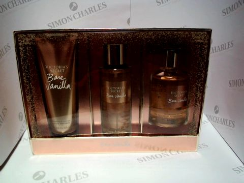 Lot 9198 VICTORIA'S SECRET BARE VANILLA