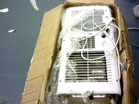 Lot 11264 IGENIX COOLING FAN AND DEHUMIDIFIER WHITE