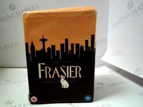 Lot 4056 FRASIER - COMPLETE DVD BOXSET
