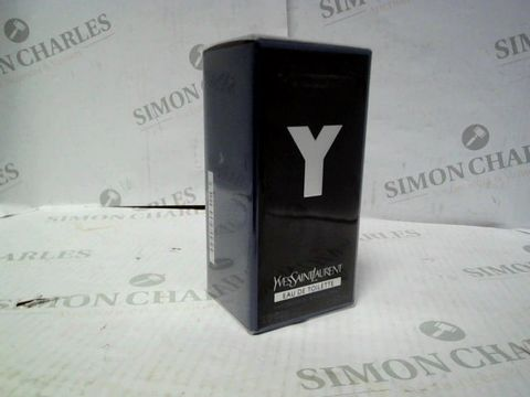 Lot 8111 BRAND NEW AND SEALED YVES SAINT LAURENT Y EDT 60ML