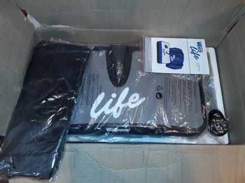 Lot 1100 BOXED VIBRA LIFE - BLACK