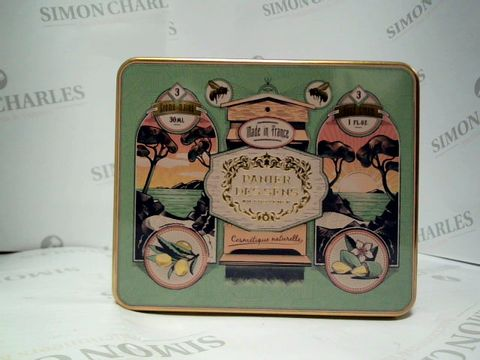 Lot 8104 PANIER DES SENS X3 HANDCREAM SET