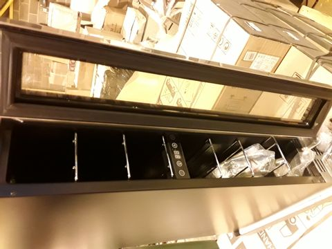 Lot 5382 BOXED AAUK WINE CELLAR WCC150