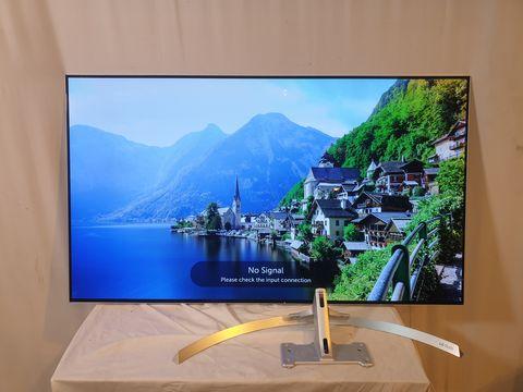Lot 36 LG 55 INCH OLED55B7V-ES OLED 4K ULTRA HD PREMIUM SMART TV