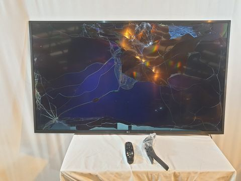 Lot 797 LG THINQ 55UN73 55 INCH 4K UHD SMART TELEVISION
