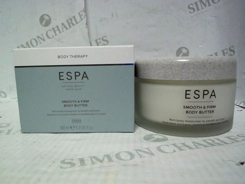 Lot 5315 ESPA BOPDY THERAPY BODY BUTTER
