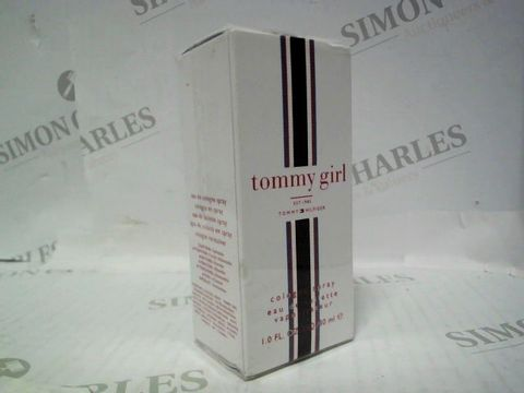 Lot 3025 BRAND NEW AND SEALED TOMMY HILFIGER TOMMY GIRL EDT 30ML