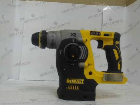 Lot 1402 DEWALT DCH273N 18V XR LI-ION SDS PLUS ROTARY HAMMER DRILL