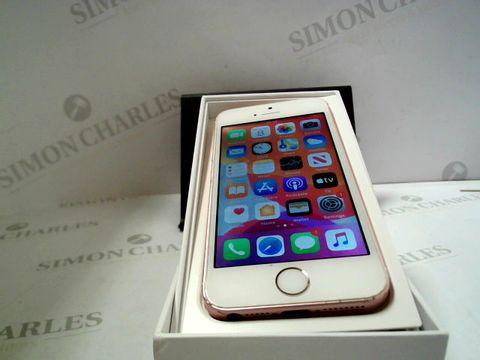 Lot 1093 APPLE IPHONE SE 32GB SMARTPHONE