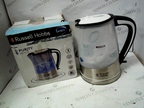 Lot 10370 RUSSELL HOBBS BRITA PURITY KETTLE