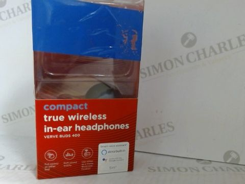 Lot 7517 MOTOROLA COMPACT TRUE WIRELESS IN-EAR HEADPHONES