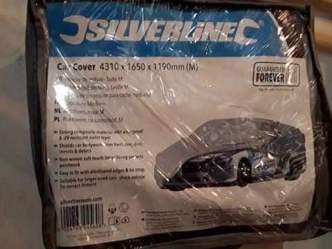 Lot 2 XILVERLINE CAR COVER 4310 × 1650 × 1190mm