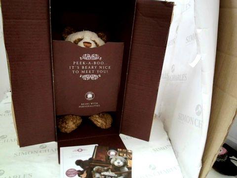 Lot 8342 BOXED CHARLIE BEAR