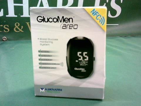 Lot 9011 GLUCOMEN AREO BLOOD GLUCOSE MONITORING SYSTEM