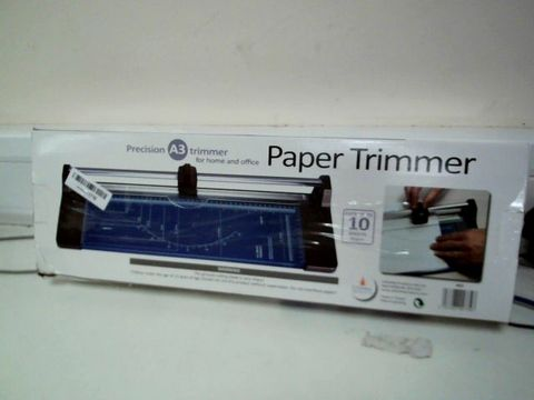 Lot 255 CATHEDRAL PRECISION A3 TRIMMER