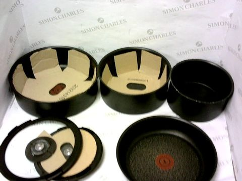 Lot 1013 TEFAL INGENIO INDUCTION EXPERTISE PAN SET