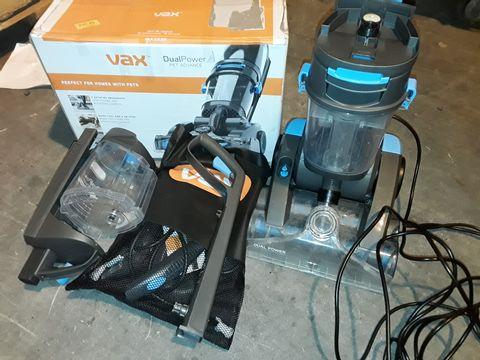 Lot 2575 VAX VACUUM CLEANER