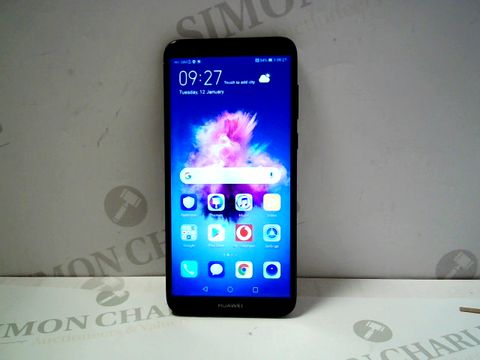 Lot 1025 HUAWEI P SMART 32GB ANDROID SMARTPHONE