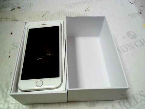 Lot 328 BOXED APPLE IPHONE 6 (A1586) SMARTPHONE - CAPACITY UNKNOWN