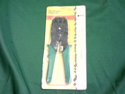 Lot 1072 3 IN 1 MODULAR CRIMPING TOOL