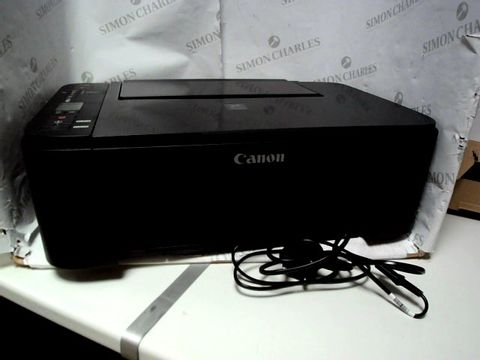 Lot 7771 CANON PIXMA TA3350 WIRELESS COLOUR PRINTER - BLACK