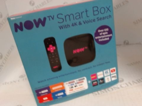 Lot 17099 SMART BOX WITH 4K AND VOICE SEARCH