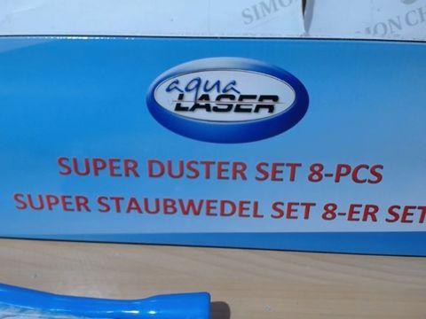 Lot 3055 AQUA LASER SUPER DUSTER SET