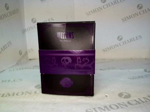 Lot 60 Disneys Villains Scentsy Trio Waxes