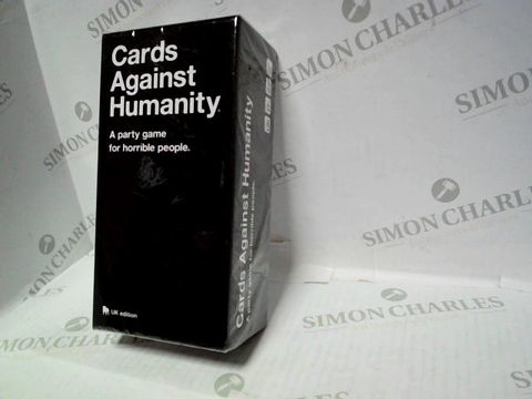 Lot 26 CARDS AGAINST HUMANITY CARD GAME   17+