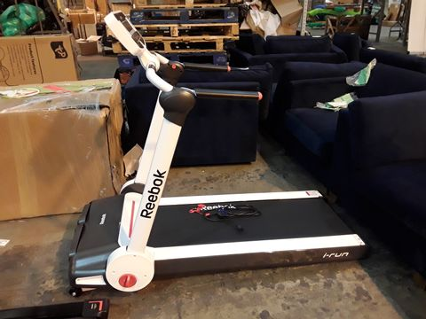 Lot 6017 REEBOK I RUN TREADMILL  RRP £889.99
