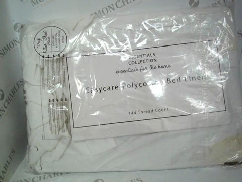 Lot 5017 GRADE 1 , 68 PICK EXTRA DEEP FITTED SHEET 28CM RRP £11.00