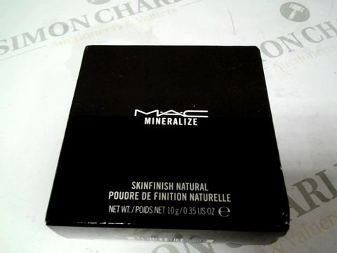 Lot 8237 MAC MINERALIZE SKINFINISH NATURAL