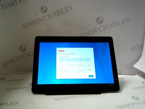 Lot 1249 LENOVO ANDROID TABLET