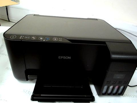 Lot 13472 EPSON ECOTANK ET-2710 CARTRIDGE FREE INK TANK PRINTER