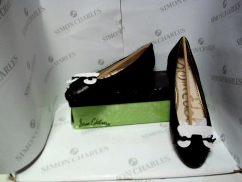 Lot 13030 BOXED PAIR OF DESIGNER SAM EDELMAN  - UK SIZE 8