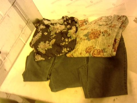 Lot 2289 BOX OF APPROXIMATELY 40 ASSORTED ITEMS OF CLOTHING