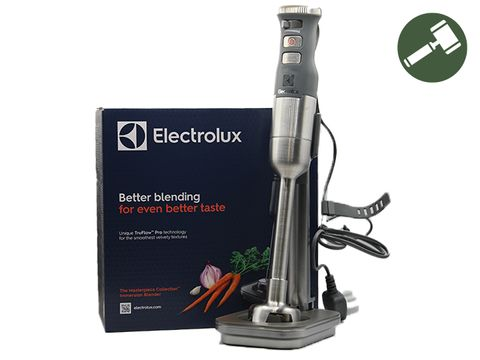 Lot 4 BRAND NEW BOXED ELECTROLUX ESTM9500 MASTERPIECE COLLECTION HAND BLENDER