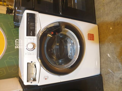Lot 7014 HOOVER H3WS495TACE-80 9KG 1400RPM FREESTANDING WASHING MACHINE - WHITE