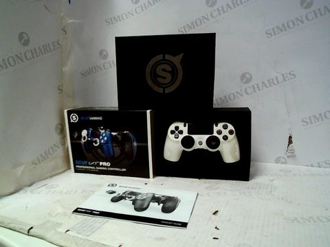 Lot 111 SCUFGAMING SCUF PRO PLAYSTATION 4 CONTROLLER