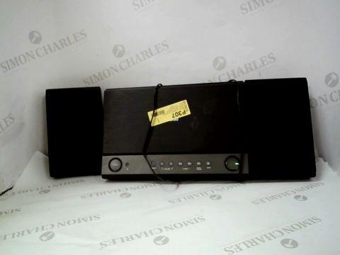 Lot 12396 POLAROID FLAT CD MICRO SYSTEM