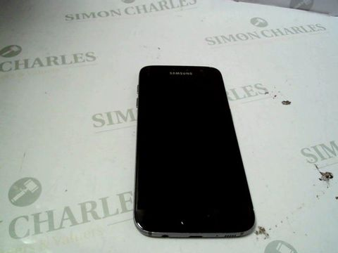 Lot 8497 SAMSUNG GALAXY S7 ANDROID SMARTPHONE