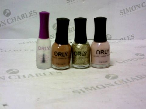 Lot 211 Orly 4 Piece Coffee Break Collection