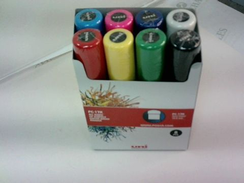 Lot 8023 UNI PC-17K WATER BASED MARKERS