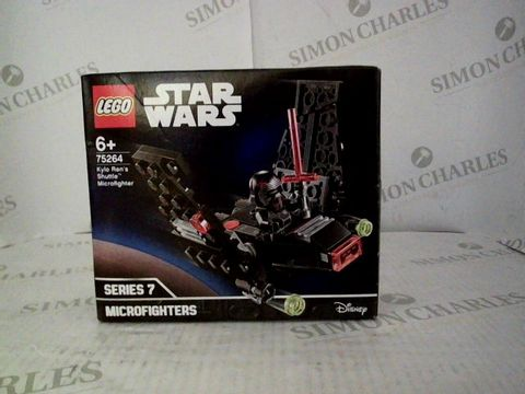 Lot 7183 LEGO STAR WARS MICROFIGHTERS