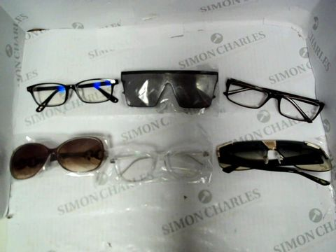 Lot 567 LOT OF APPROXIMATELY 20 PAIRS OF ASSORTED EYEWEAR