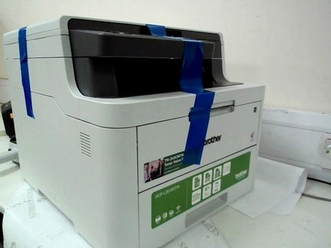Lot 13460 BROTHER DCP-L3510CDW COLOUR LASER PRINTER