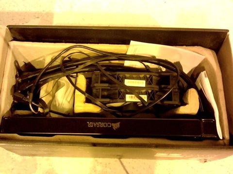 Lot 11644 CORSAIR ICUE H115I PRO XT RGB AOI LIQUID CPU COOLER