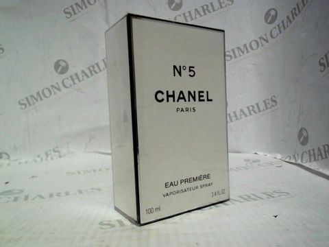 Lot 5033 BRAND NEW AND SEALED CHANEL NO 5 EAU PREMIERE EDP 100ML