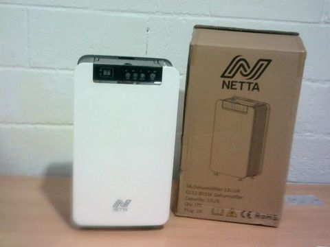 Lot 107 BOXED NETTA DEHUMIDIFIER